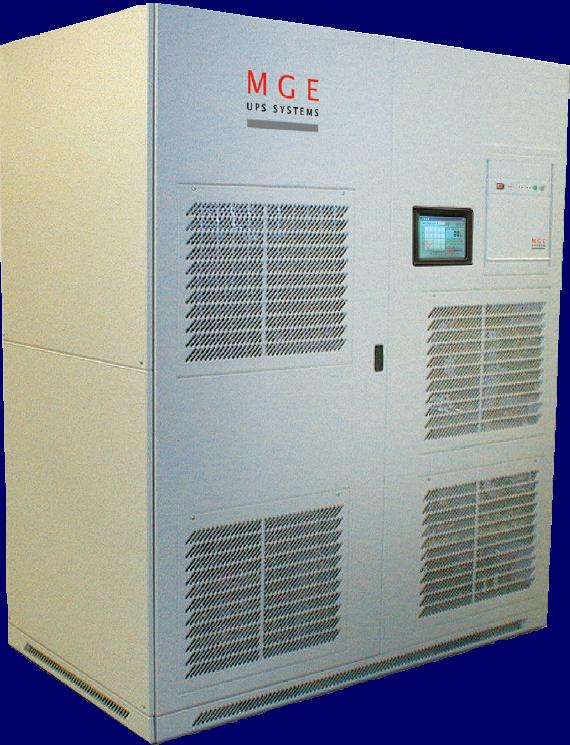 MGE Uninterruptible Power Supplies: EPS 7000